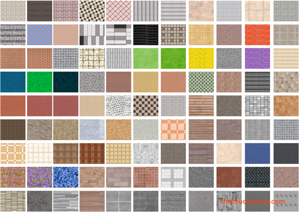 材质PSD分层素材