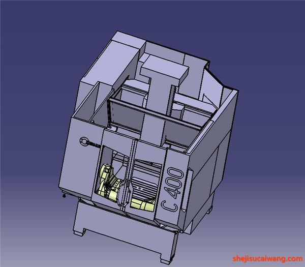 部分包装机设备模型目录3