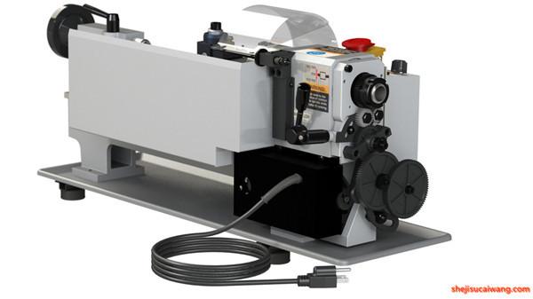 部分包装机设备模型目录5