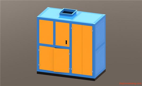配电柜电气柜钣金模型4