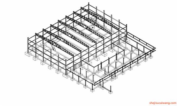 大跨案例建筑整理