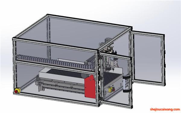 部分包装机设备模型目录8