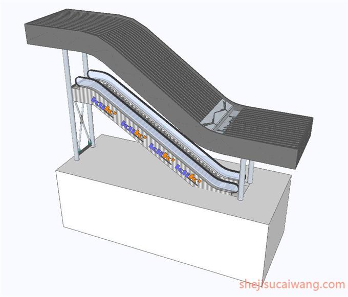 自动扶梯SU2