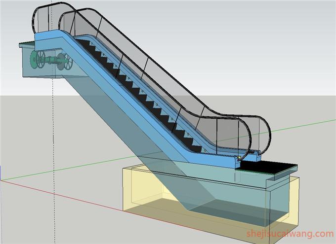自动扶梯SU6