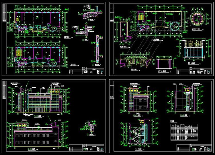 05养老院设计图