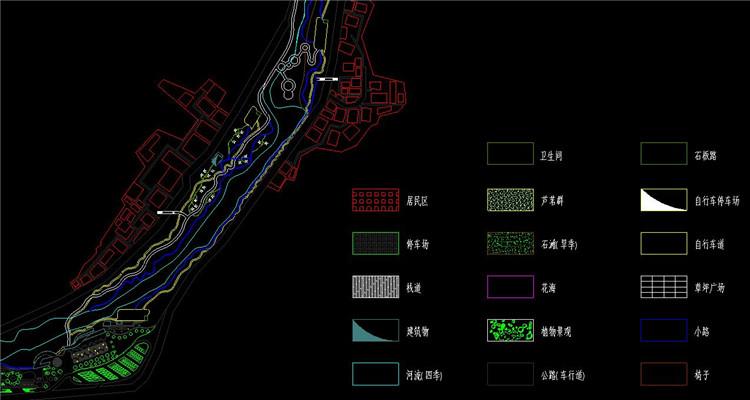 06城市公园CAD图纸