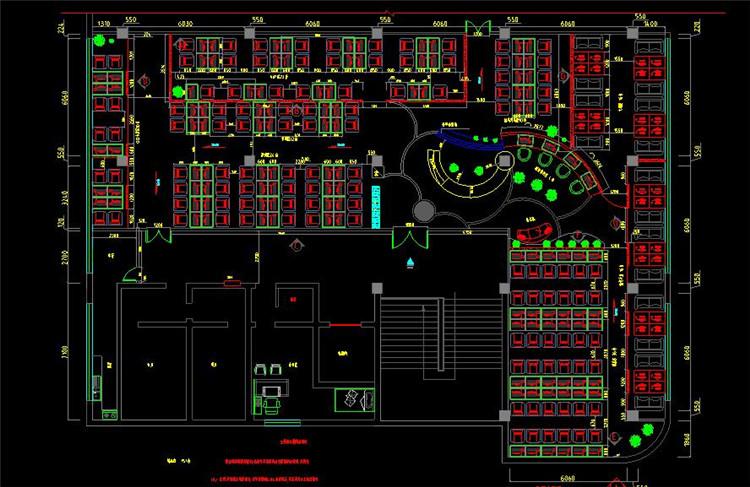 07网吧设计资料施工图