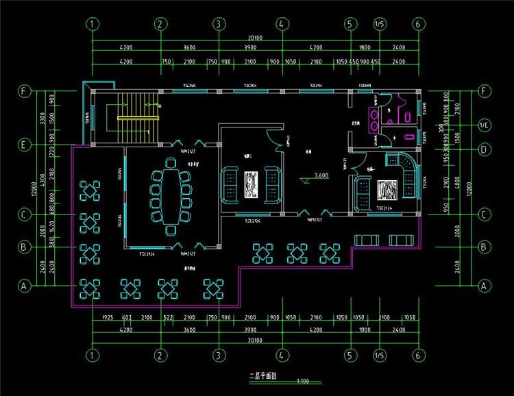 07茶楼建筑施工图.