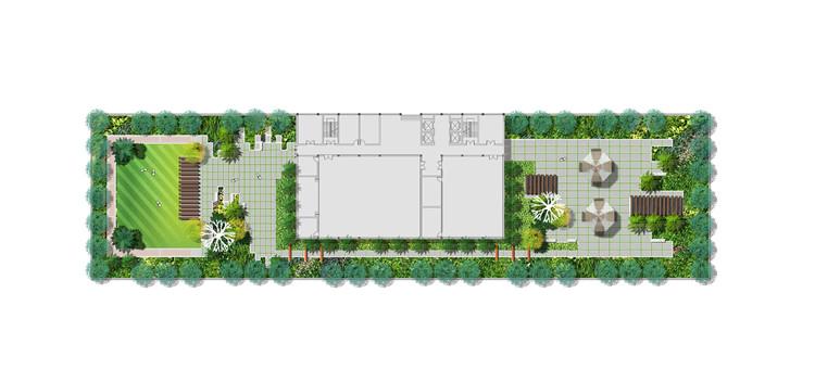 08大楼屋顶花园