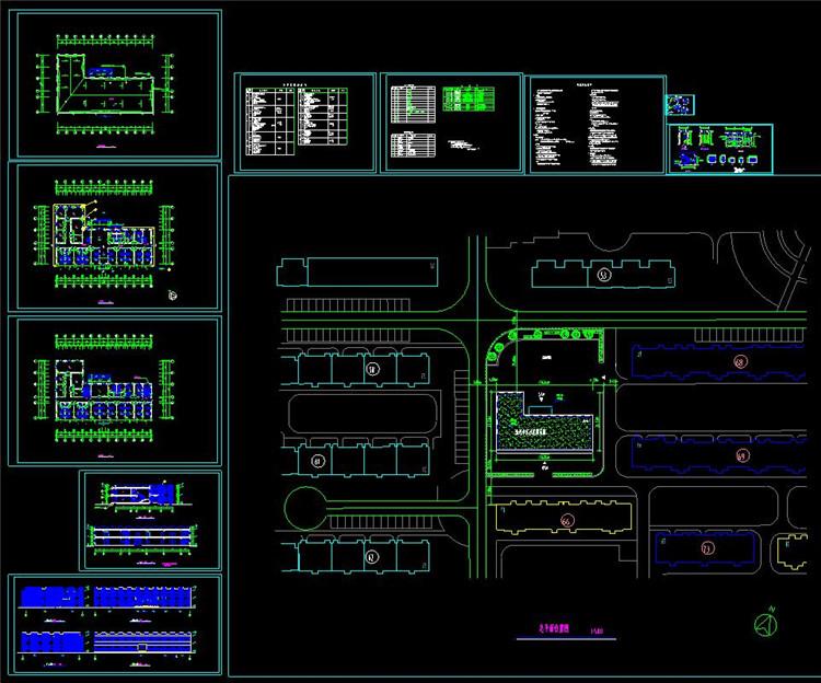 09养老院建筑设计图