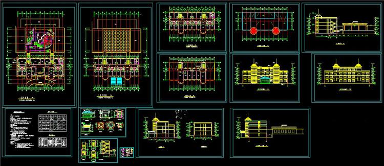 09养老院设计