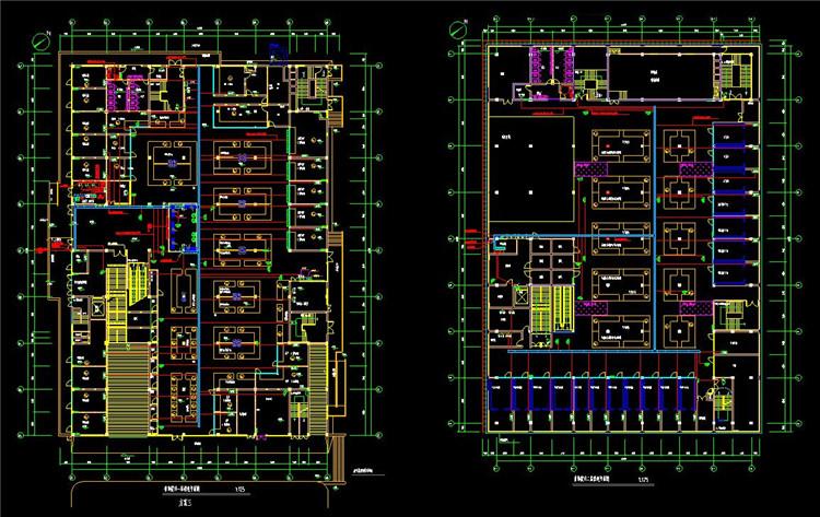 09农贸市场装饰工程施工图