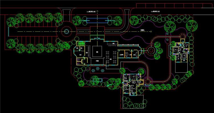 09售楼部CAD图纸1
