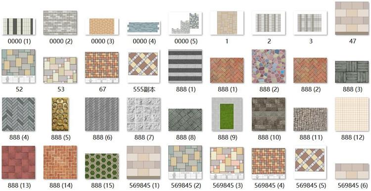 09铺装材质JPF图片