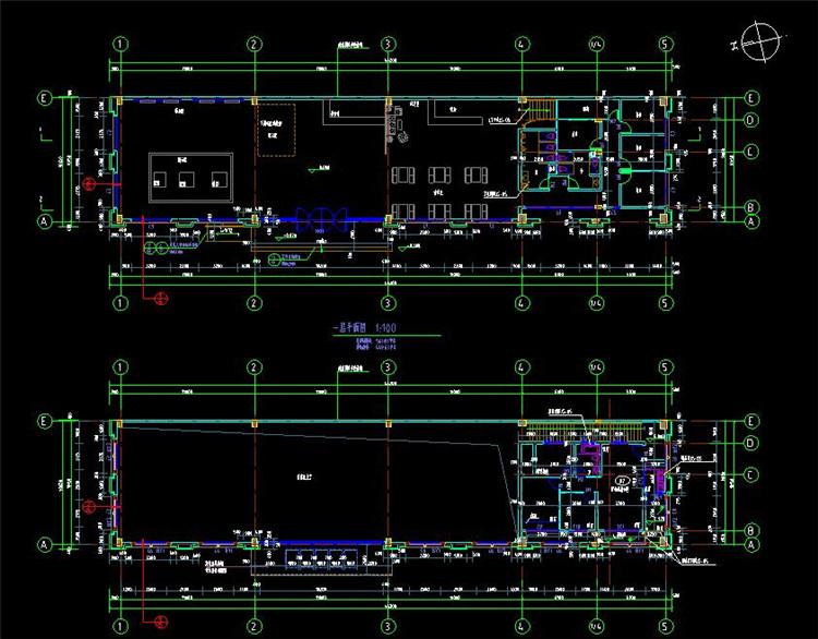 10售楼部CAD图纸2