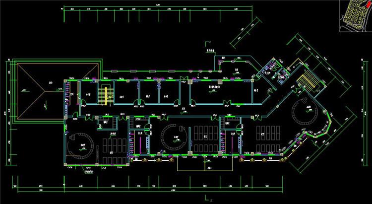 10幼儿园CAD图纸4