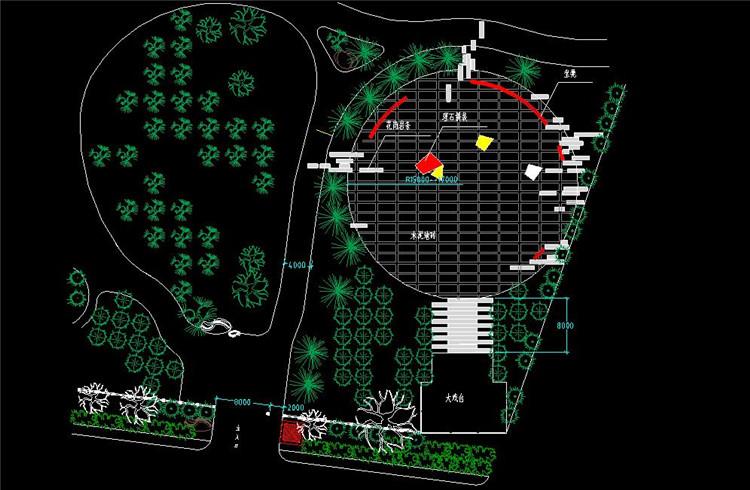 10森林公园入口景观设计