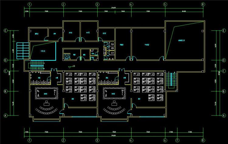 11幼儿园CAD图纸5