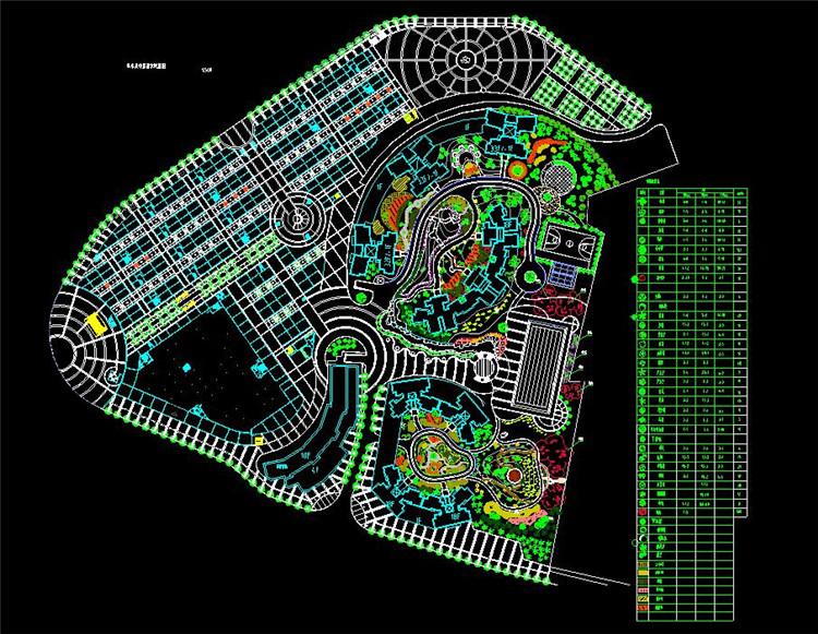 12文化广场规划图