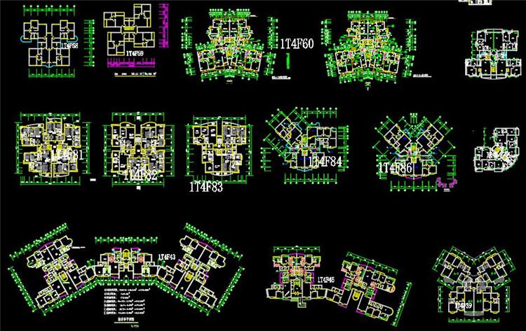13住宅平面图