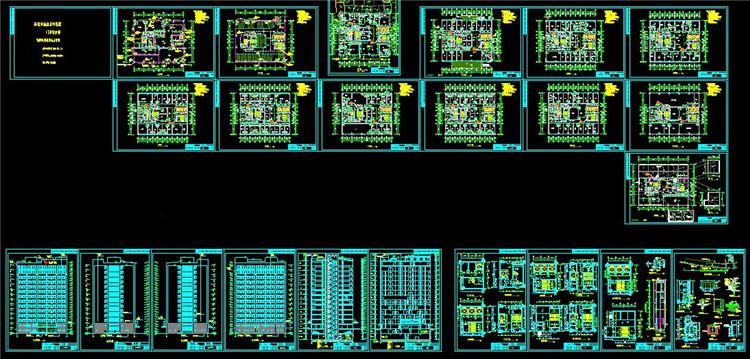 13医院病房设计图