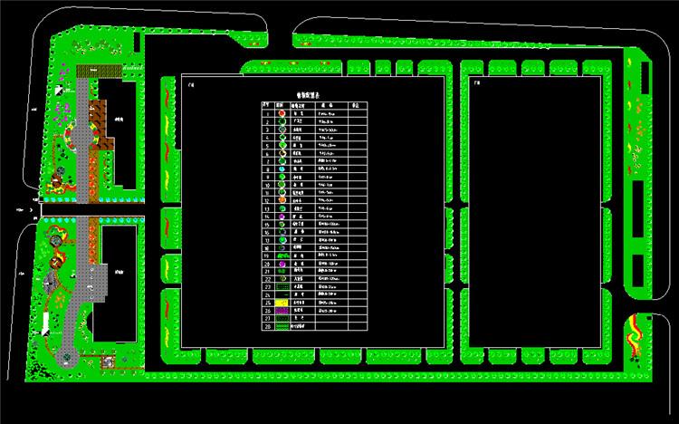 13厂区环境设计图