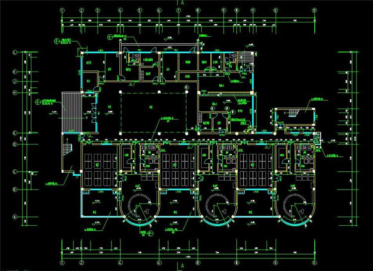 14幼儿园设计方案图