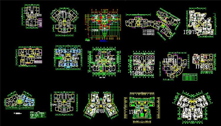 15住宅户型图1
