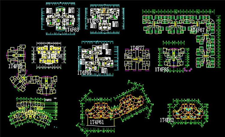 16住宅户型图2