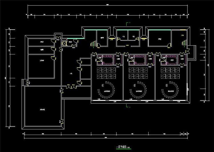 16幼儿园CAD图纸10