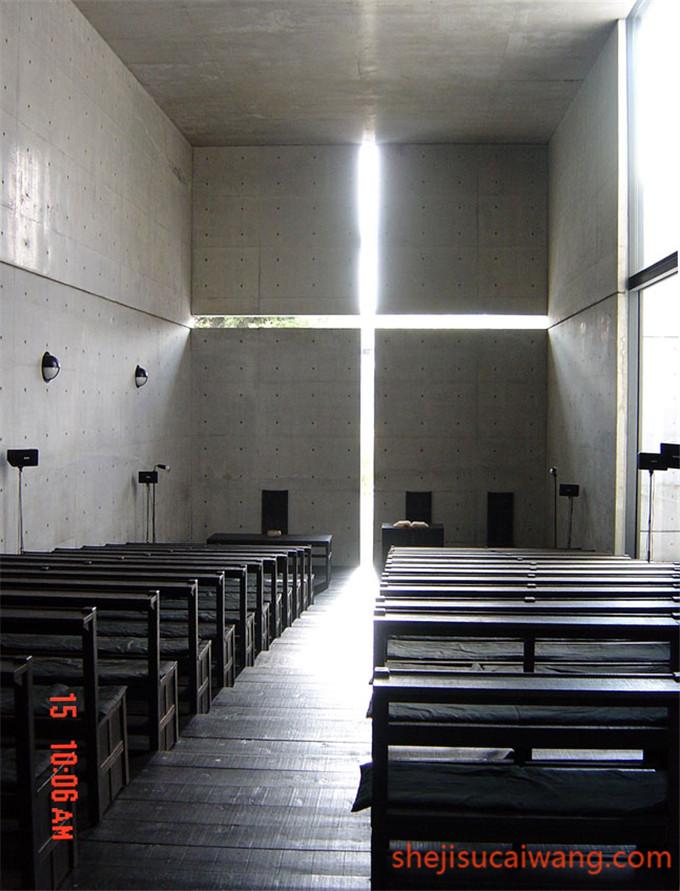 光之教堂照片搜集1