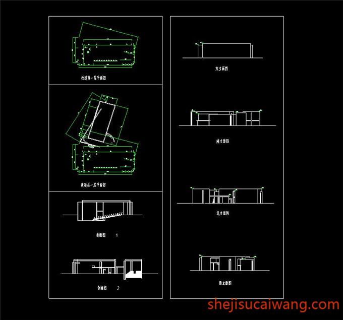 光之教堂CAD
